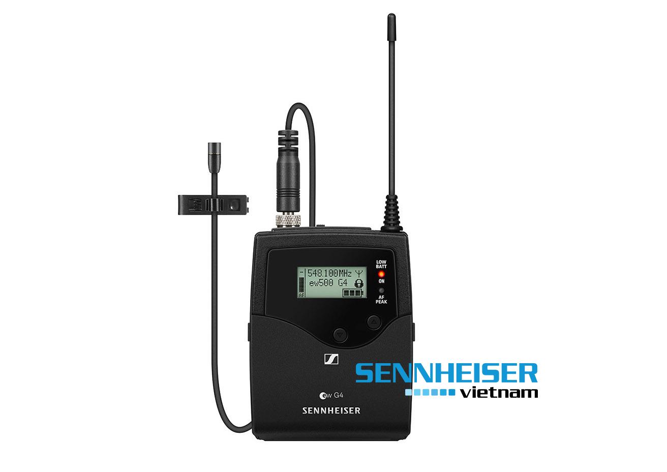 Bộ thu và phát kèm micro Sennheiser EW 500 G4-MKE2